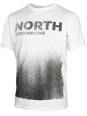 North Kiteboarding Handmade T-Shirt white