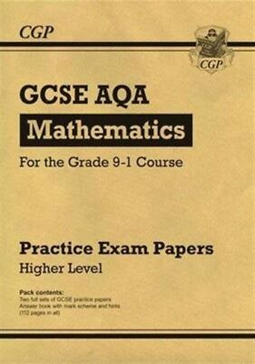 New Gcse Maths Aqa Practice Papers Highe, CGP Books, 9781782946618