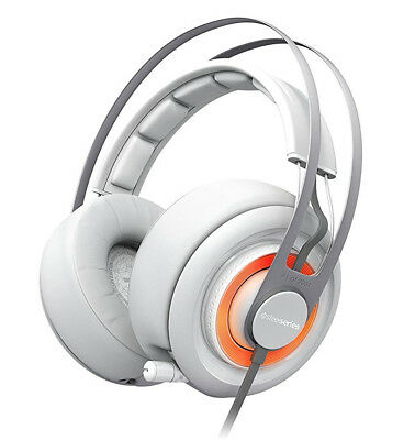 SteelSeries Siberia Elite Anniversary Edition Gaming Headset Dolby 7.1 Surround
