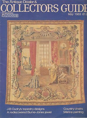 May 1983 The Antique Dealer and Collectors Guide - Good - Paperback