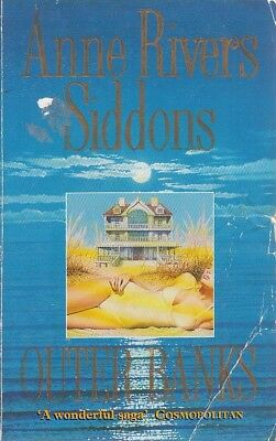 Outer Banks - Anne Rivers Siddons - Fontana Press - Acceptable - Paperback