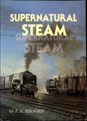 Supernatural Steam - JA Brooks - Jarrold - Acceptable - Paperback