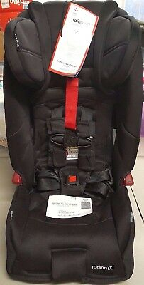 DIONO RADIAN RXT Convertible Booster Car Seat in Midnight - New ...