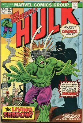 Incredible Hulk #184 - FN/VF