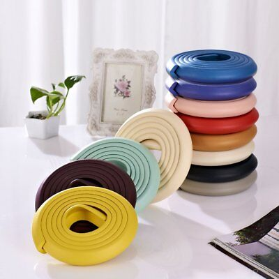 2M Thick Table Edge Corne?r Protection Cover Protectors Roll For Baby Safety AQ&