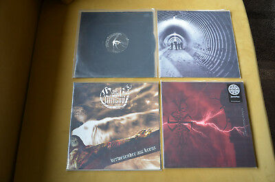Black Metal LP Paket Lot Odal Watain Mutiilation Urfaust Mare Mayhem Arckanum