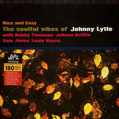 Johnny Lytle - Nice And Easy (Vinyl LP - 1962 - EU - Reissue)