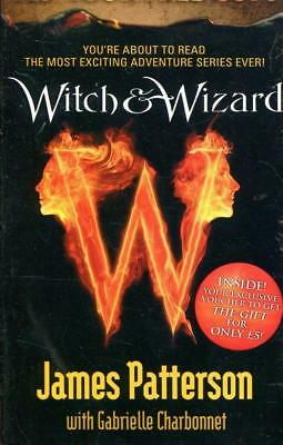 Witch & Wizard - James Patterson - Young Arrow - Acceptable - Paperback