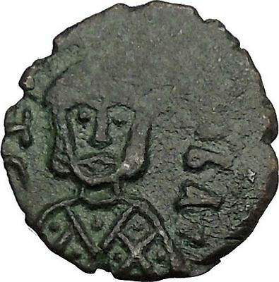 THEOPHILUS Michael II Constantine Syracuse Sicily Ancient Byzantine Coin i51406