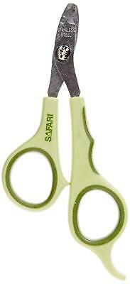 Safari Stainless Steel Cat Nail Trimmer | Deluxe Scissor Style