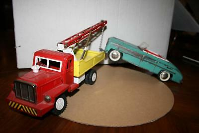 Blech Japan Ungarn Abschlepper Cabrio Lot Konvolut Diorama CHARME Style Vintage