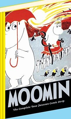 Moomin: Bk. 4: The Complete Tove Jansson Comic Strip (Hardcover),. 9781897299784