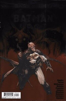 DC Dark Nights Batman Lost comic issue 1 Limited foil enhanced cover