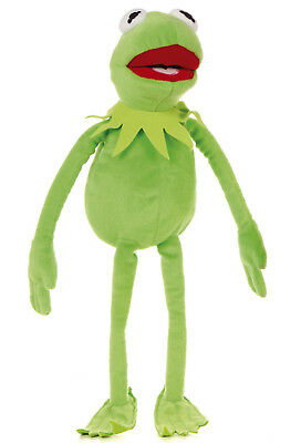 "New Official 15"" Kermit The Frog Plush Soft Toy Teddy From The Muppets"