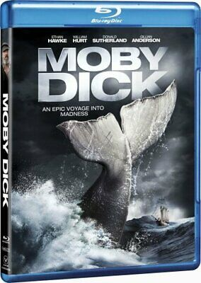 Moby Dick [Blu-ray] NEW!