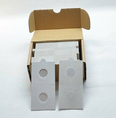 Lighthouse Self Adhesive 2X2 Holders 20Mm 100Pack Penny Cent Dime