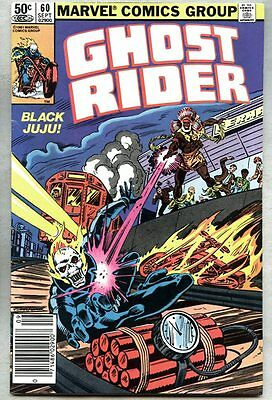Ghost Rider #60-1981 fn Don Perlin Herb Trimpe