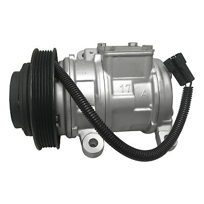 RYC Remanufactured AC Compressor and A//C Clutch EG456