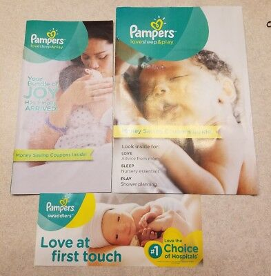 Pampers Coupons for Diapers and Wipes Hudge Savings 2 Books $7.50 saving
