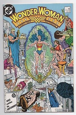 DC Comics Wonder Woman #7 Copper Age