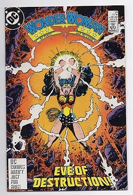 DC Comics Wonder Woman #21 Copper Age