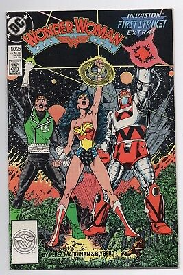 DC Comics Wonder Woman #25 Copper Age