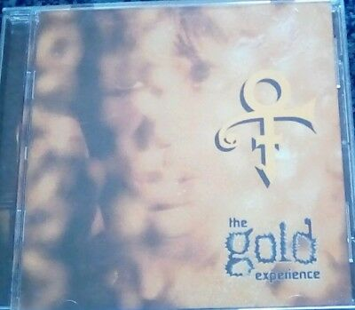 Prince The Gold Experience Rare Oop 1995 Cd The Most Beautiful Girl In The World