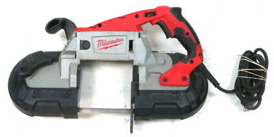 Milwaukee 6232-2 Deep Cut Band Saw Size 380SFPM **LOCAL PICK UP ONLY