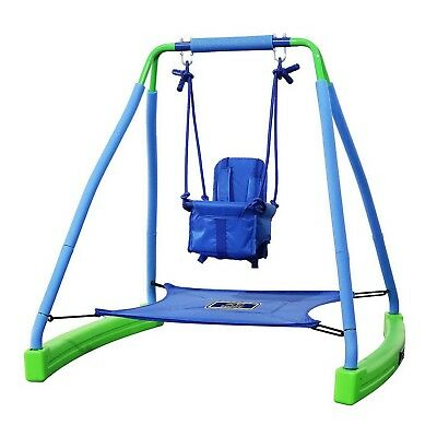 My First Toddler Swing with Bouncer Safety Harness age 9-36 Months