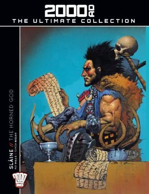 Slaine - The Horned God - 2000AD Ultimate Collection - New/ Sealed - HB Graphic