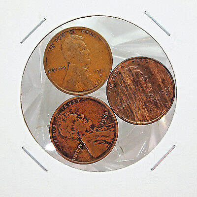Nice Lot Of 3 United States Coins (Nice Addition To Your Collection).....#13110