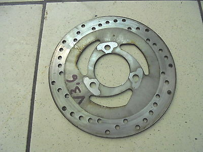 a4. Kymco Super 9 Brake Discs Front 3,6mm