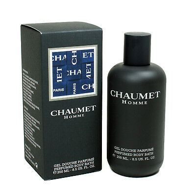 CHAUMET HOMME GEL DOUCHE PARFUME, PERFUMED BODY BATH 250ml