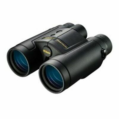Nikon LaserForce 10x42mm Rangefinder Binocular, Black 16212