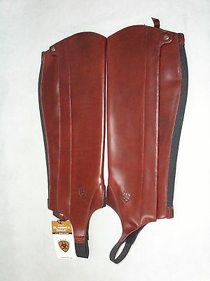 Ariat Classic Half Chaps Cordovan ***REDUCED***
