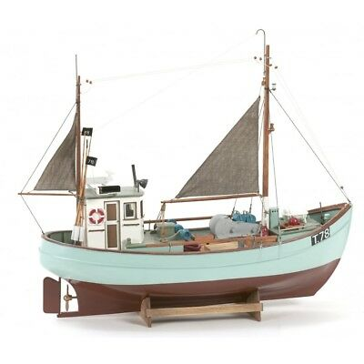Billing Boats Norden Coast Boat 1:30 Scale Ship Kit