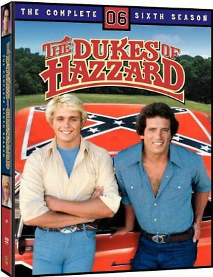 DUKES OF HAZZARD COMPLETE SEASON 6 New Sealed DVD