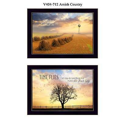 """Amish Country"" Collection By Lori Deiter, Printed Wall Art, Ready To Hang"