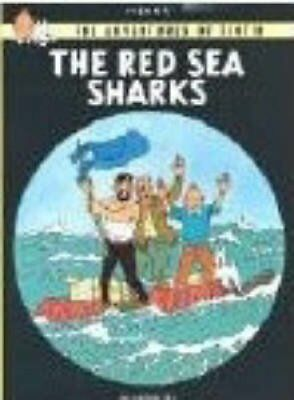 The Red Sea Sharks by Herge 9781405206303 (Paperback, 2002)