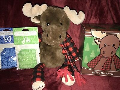 Scensty Milford The Moose With Scent Paks For Child For Gift Christmas