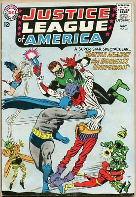 Justice League Of America #35 - G/VG