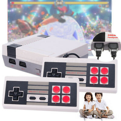 Classic TV Video Game Console With 600 Games 2 Controllers HDMI for Gaming