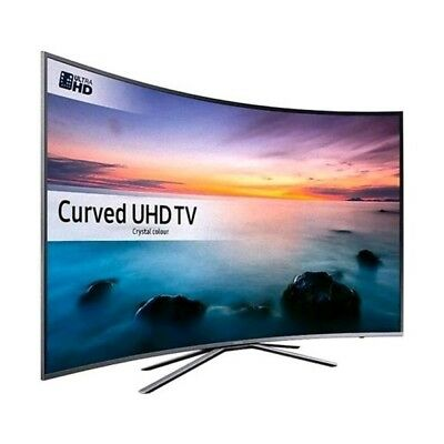 "Samsung Ue55Mu6272 55"" Led Ultra Hd 4K Curvo Smart Tv Garanzia Europa"