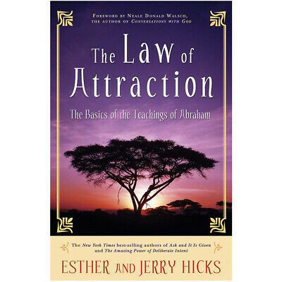 The Law Of Attraction: How to Make It Work For You By Esther Hicks NEW BRAND UK