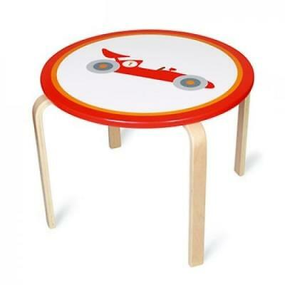 Table Ronde Voiture Racer Scratch