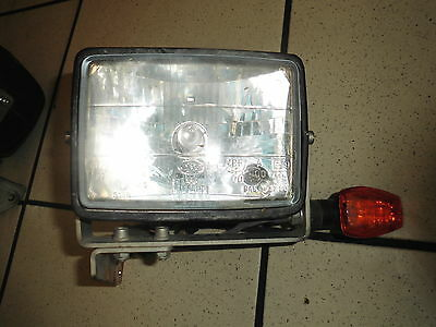 E Kawasaki KFX 700 Scheinwerfer Links Headlight Headlamp Lamp light