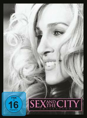 Sex and the City - Die komplette Serie  [18 DVDs]