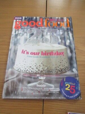 Bbc Good Food Magazine Exclusive Subscriber Cover - 25Th Birthday Issue 2014