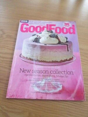 Bbc Good Food Magazine Exclusive Subscriber Cover - September 2014 Issue