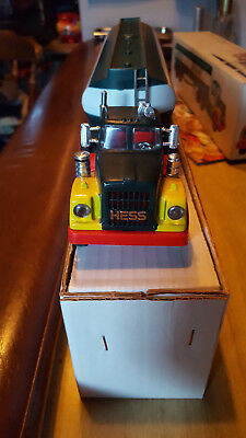 1968 Hess Tanker Nice Box Truck Is A 8 0Ut Of 10 In Shape Lights Work,but Dim ,